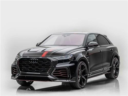 Новость про Audi RS Q8 - Mansory Audi RS Q8