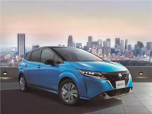 Nissan взрастил нового енота