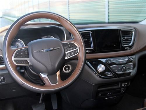 Chrysler Pacifica 2021 руль