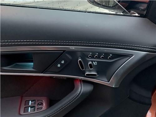 Jaguar F-Type 2021 дверь