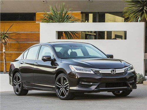 Новость про Honda Accord - Honda может возобновить поставки Accord в Европу