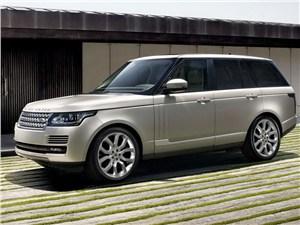 Новый Range Rover дебютирует в Париже