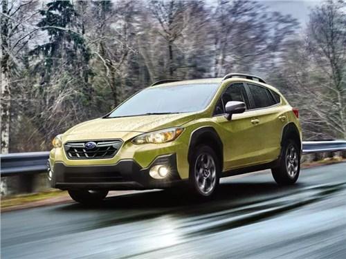 Новость про Subaru XV - Subaru XV:
