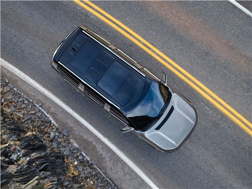 Предпросмотр jeep grand wagoneer (2022) вид сверху