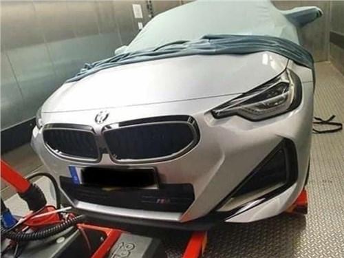 BMW 2-серии раскрыли до премьеры