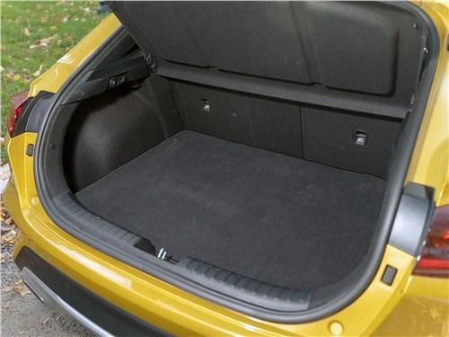 Kia XCeed (2020) багажное отделение