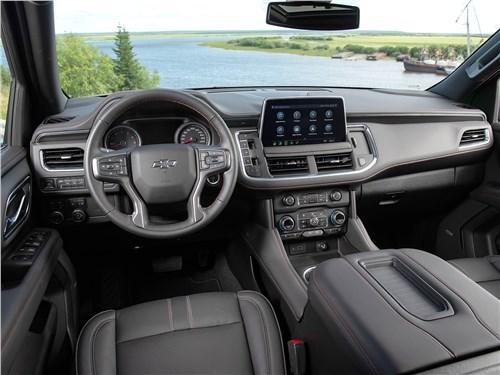 Chevrolet Tahoe (2021) салон
