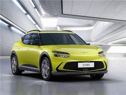 Новость про Genesis - Автомобили Genesis будут узнавать водителя по глазам