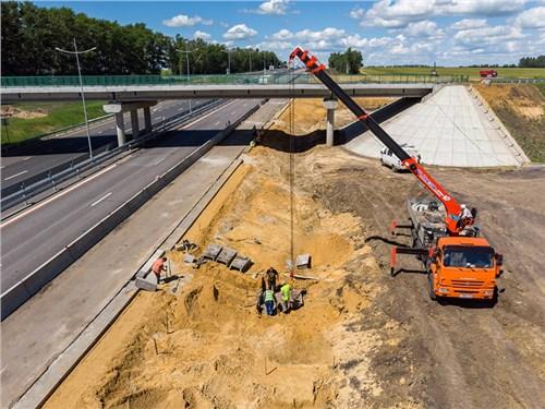 Когда закончится реконструкция трассы М4?