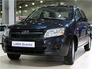 АвтоВАЗ отвез на продажу в Европу LADA Granta