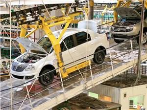 В России был выпущен юбилейный полумиллионный Renault Logan