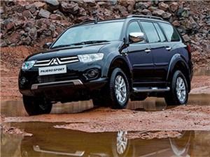 В Калуге выпускается обновленный внедорожник Mitsubishi Pajero Sport