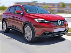 В 2015 году семейство Renault Megane пополнится новым кроссовером