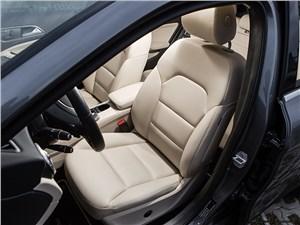 Mercedes-Benz GLA-klasse 2015 передние кресла