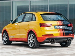 Audi Q3 тюнинг MTM