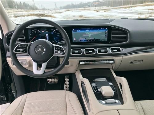 Mercedes-Benz GLS 2020 салон