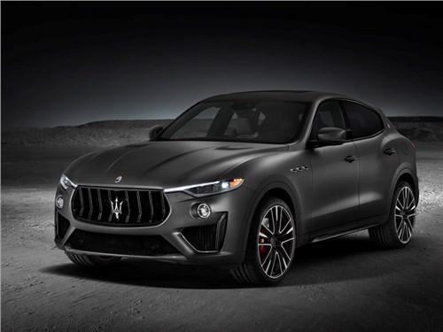 Maserati представила Levante Trofeo