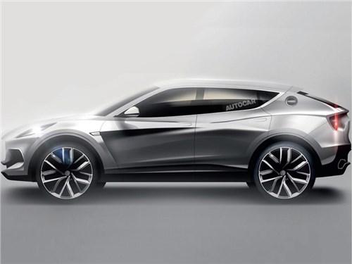 Новость про Lotus - Lotus SUV