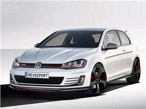 RevoZport / Volkswagen Golf GTI вид спереди