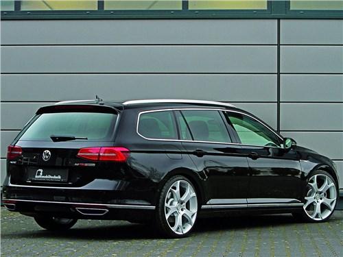 B&B | VW Passat вид сзади