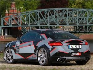 HG Motorsport / Audi TT-S вид сзади