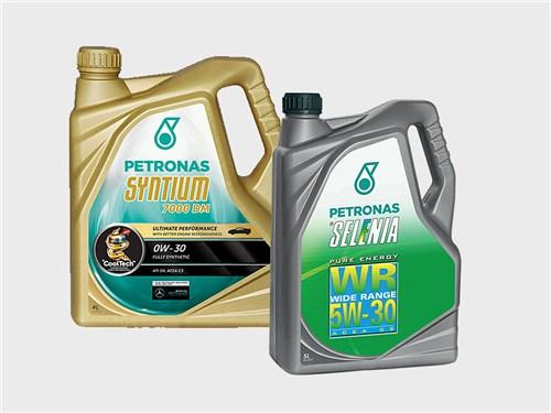 PETRONAS Syntium 7000 DM 0w-30, PETRONAS Selenia WR Pure Energy