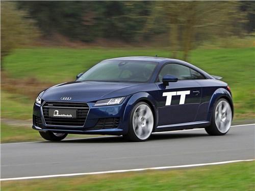 B&B | Audi TT вид спереди