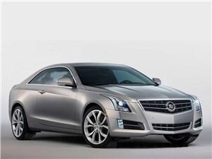 Cadillac ATS будет представлен в Детройте