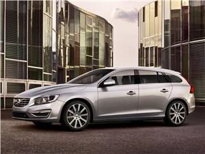 «Заряженный» универсал Volvo V60 поступит на рынок в июне 2014 года