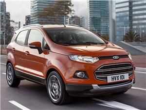 Компания Ford опровергла информацию о ценах на Eco Sport