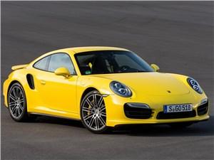 Предпросмотр porsche 911 turbo 2013 вид спереди