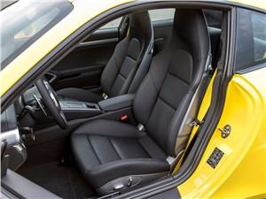 Предпросмотр porsche 911 turbo 2013 кресла водителя и пассажира