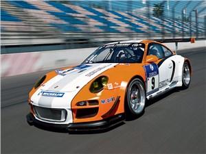 Porsche 911 GT3 R Hybrid 2.0 2013 вид спереди