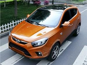 Стали известны цены новых моделей китайской марки JAC для российского рынка