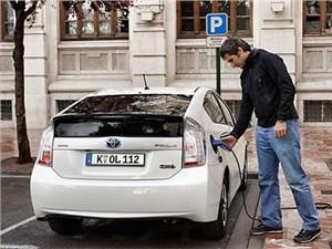 Toyota реализовала более шести миллионов гибридных автомобилей за 16 лет