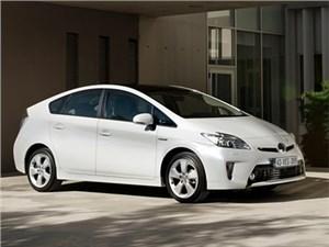 Toyota отзывает почти два миллиона автомобилей Prius