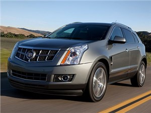 Новость про Cadillac SRX - Cadillac SRX