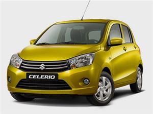 Новость про Suzuki - Suzuki Celerio 2014