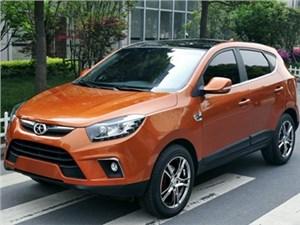 На российский рынок выходит новый китайский внедорожник JAC S5