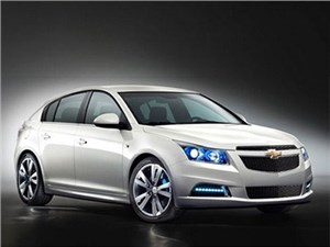 General Motors без объяснения причин приостановил продажу новых Chevrolet Cruze