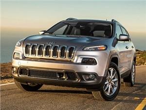 Объявлены российские цены на внедорожники Jeep Cherokee нового поколения