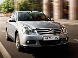 В Тольятти началась сборка обновленного Nissan Almera