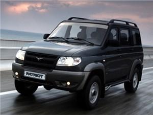 Обновленный UAZ Patriot может появиться в августе на Московском автосалоне