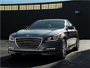 Hyundai представил в России новое поколение бизнес-седана Genesis