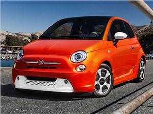 Новость про Fiat 500e - Fiat 500e 2014
