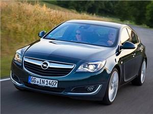 Первый квартал стал особенно удачным для модели Opel Insignia