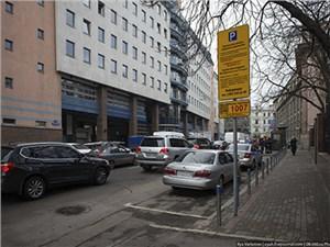 Зона платной парковки расширится до Третьего транспортного кольца уже в августе