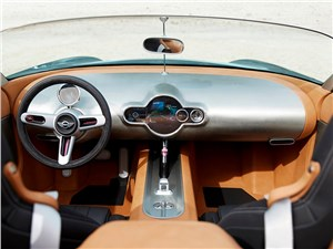 Предпросмотр mini superleggera vision concept 2014 салон