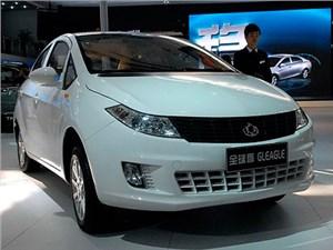 Geely покажет на Московском автосалоне три новых модели