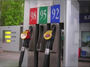 Оптовые цены на топливо в России начали расти